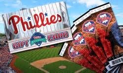Phillies Gift Card - gift guide phillies com