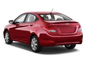 2013 Hyundai Accent Sedan Image 2013 Hyundai Accent 4 Door Sedan Auto Gls Angular