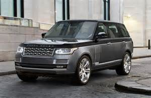 land rover will debut its most luxurious range rover