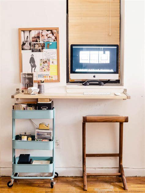 Small Wall Desks Wat Is Er Aan De Wand Maak Je Bureau Een Muureau