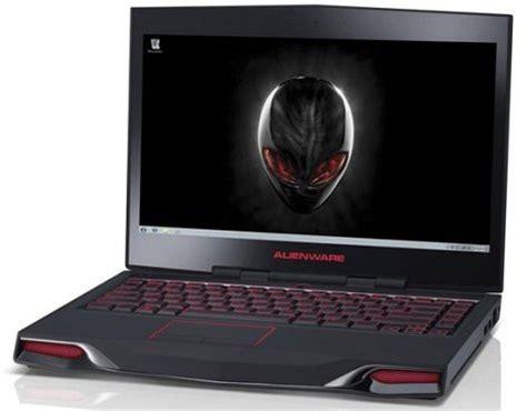 Laptop Alienware Juli dell geeft alienware laptops een upgrade en stopt met m11x