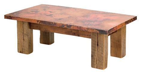 Timber Coffee Table by Coppertop Coffee Table Rustic Furniture Mall By Timber Creek
