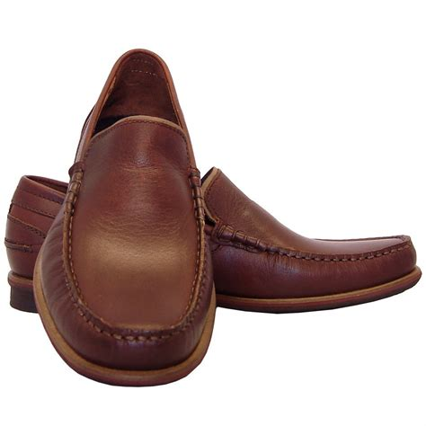 mens loafers camel active sale garda s smart loafers in cognac