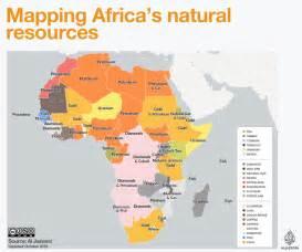 mapping africa s resources al jazeera