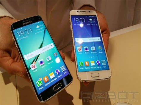 samsung ji samsung galaxy s6 announced with monolithic design and