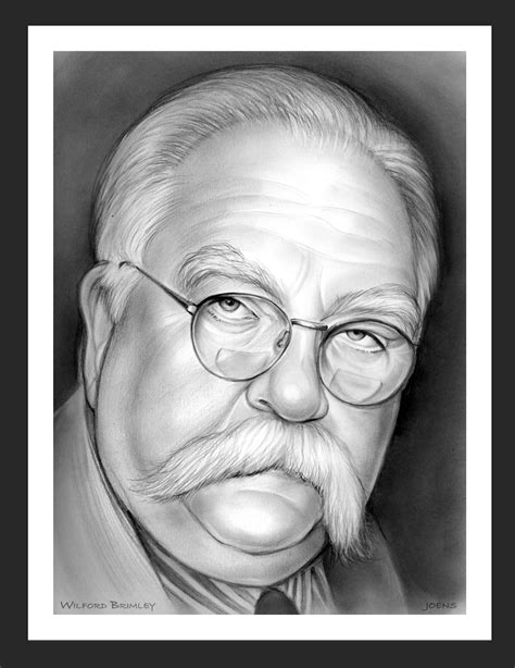 liberty diabetes spokesman sketch of the day wilford brimley