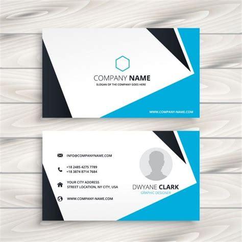 template kartu nama modern 14 best modern business card designs images on pinterest