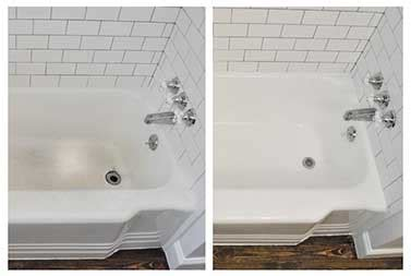 how to restore a porcelain bathtub toms river bathtub reglazer expert porcelain resurfacing