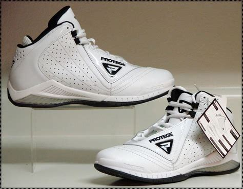 size 7 basketball shoes s protege basketball shoes nib size 7 ebay