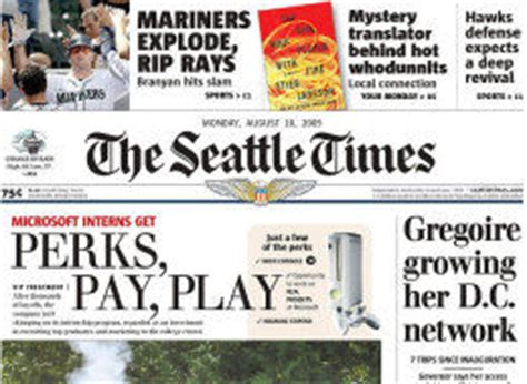 seattle times images