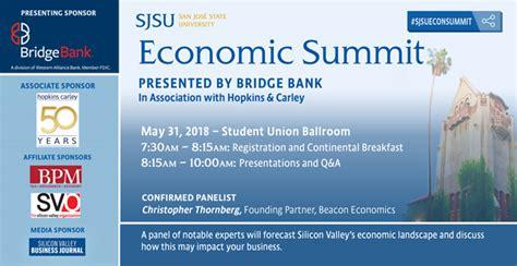 Economic Development Mba Sjsu lucas college and graduate school of business san jose