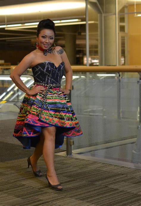 design hmong clothes style hmong designers strut their stuff in fresh