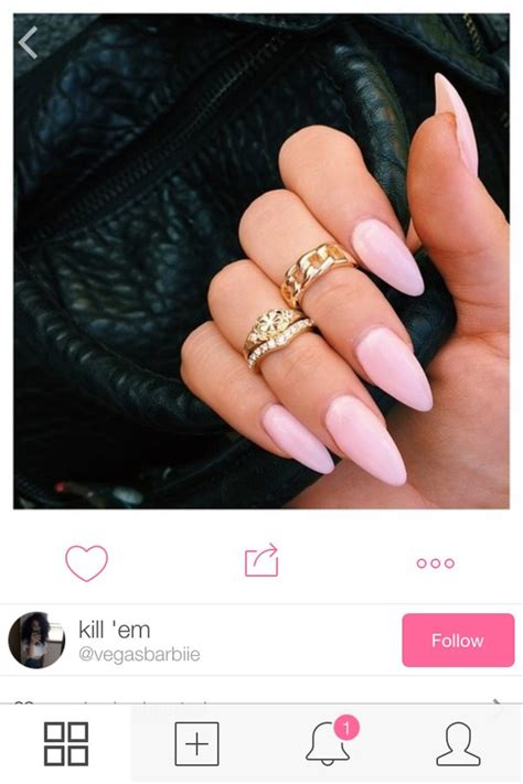 l oreal paris colour riche nail polish i pink i m in love