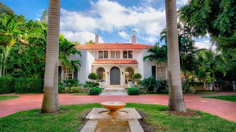 historic home  coral gables asks  curbed miami