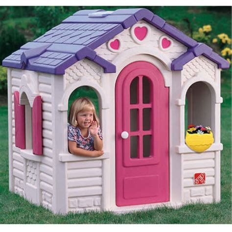 Houses At Walmart by Step2 Sweetheart Playhouse Walmart