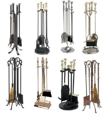Chimney Tools - fireplace tool sets portland fireplace shop