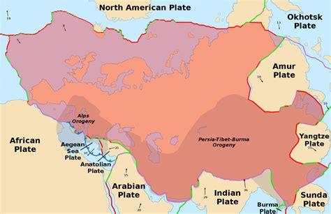 Eurasian Plate   Wikipedia