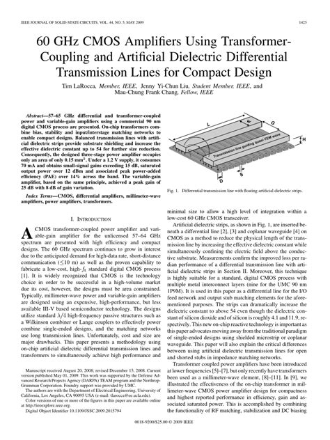 inductors and transformers pdf cmos active inductors and transformers pdf 28 images transceivers with active inductors