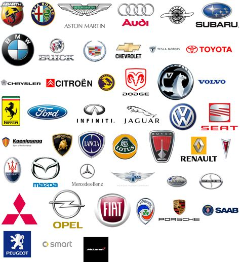 Car Types That Start With M by Superautitos Logos