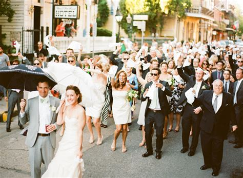 new orleans wedding photos and festive new orleans wedding once wed