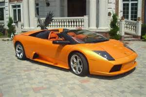 Orange Lamborghini Murcielago Orange Lamborghini Murcielago