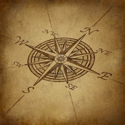 compass rose tattoo best 25 vintage compass ideas on