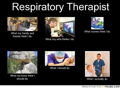 Therapist Meme - respiratory therapy cartoons related keywords