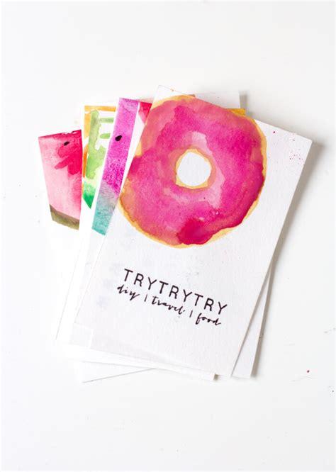 Visitenkarten Selber Gestalten visitenkarten selbst gestalten trytrytry