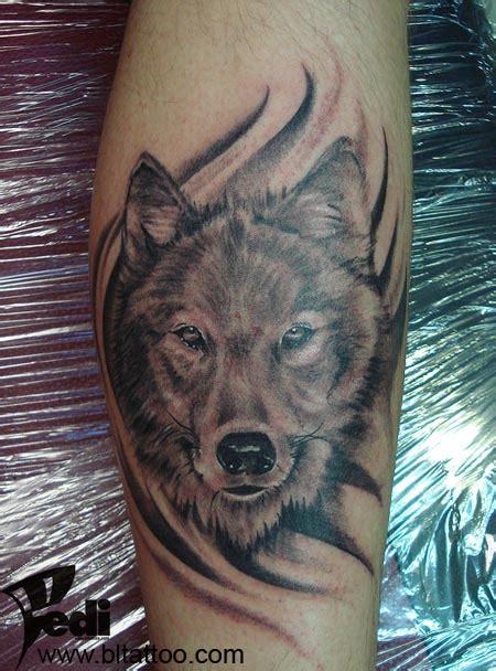 tattoo tribal vuk vuk wolf by pedi on deviantart