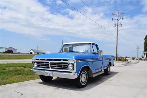 1974 Ford F100 by 1974 Ford F100 For Sale 36 Used Cars From 755