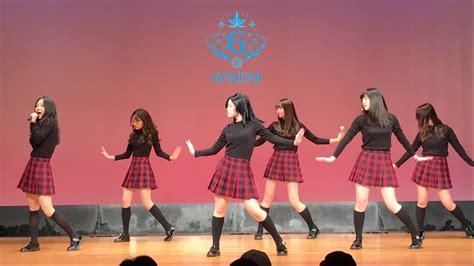 tutorial dance gfriend rough gfriend 여자친구 rough dance cover twinkle waseda 170423