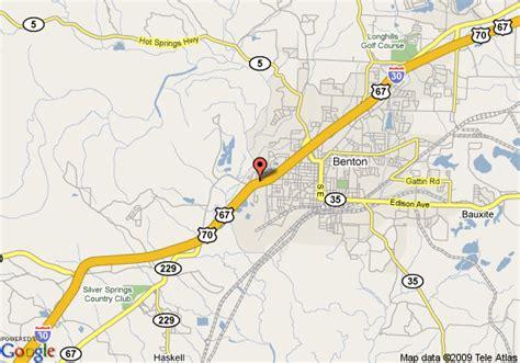 benton texas map map of troutt motel benton benton