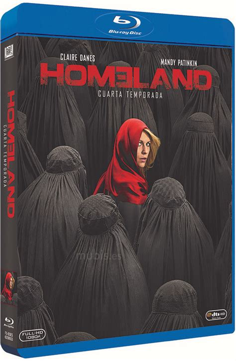 cuarta temporada homeland homeland cuarta temporada