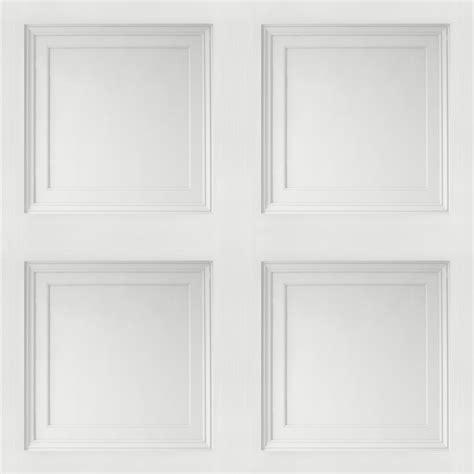 White Wainscot Paneling Contempoary Faux Paneling White Wainscot Wallpaper Walls