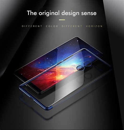 Luxury Motif For Xiaomi Mi Mix Cover Silikon Naga bakeey luxury ultra thin plating soft tpu protective back cover for xiaomi mi mix 2 sale