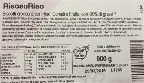 etichette alimenti etichette degli alimenti come si e leggono gli alimenti