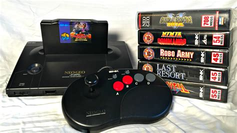 neo geo console snk brings 15 neo geo classics to gog gaming central