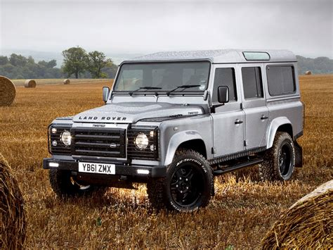 land rover defender 110 land rover defender 110 twisted 2012 mad 4 wheels
