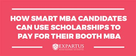 How To Get Scholarship For Mba by Mba Admissions Consulting Expartus