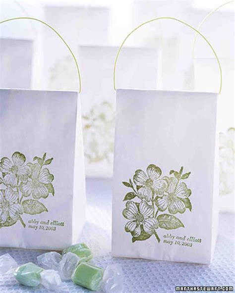 Wedding Favors Martha Stewart by Wedding Favor Ideas Martha Stewart Weddings