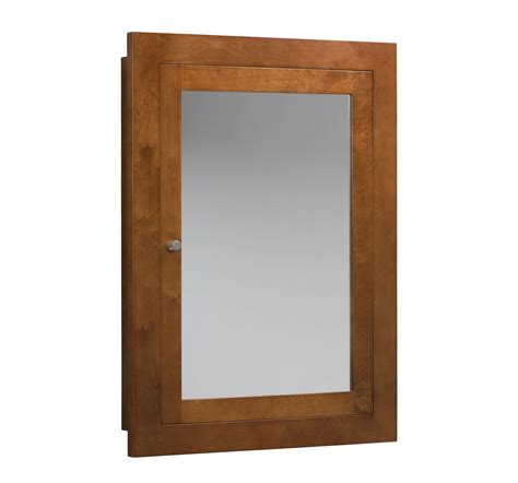 wood recessed medicine cabinet with mirror rectangular brown wooden medicine cabinets having