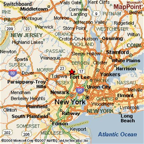 map of paterson new jersey paterson new jersey