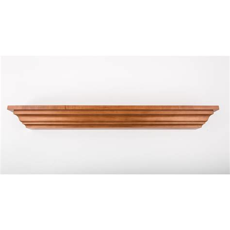 Home Depot Decorative Trim 36 In L X 5 In D Floating Honey Crown Molding Decorative Ledge Shelf 453 14 The Home Depot