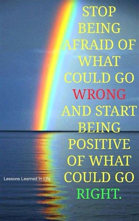 stay positive quotes quotesgram