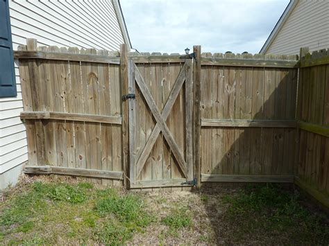 pdf how to build a wooden fence gate that won t sag plans free