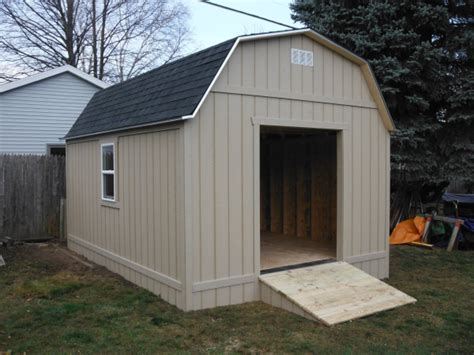 Shed Type Roof by Shed On Skids
