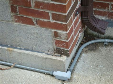 popular outdoor wiring conduit and outside conduit
