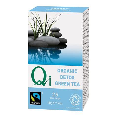 Qi Detox Tea by Qi Teas Gr 246 Nt Te Detox 25 P 229 Sar Jordklok Se