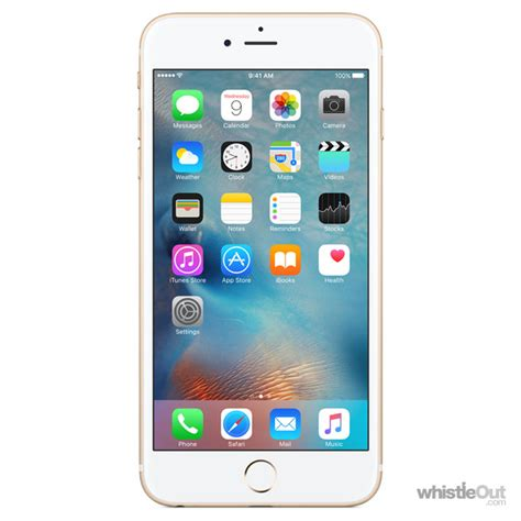 iphone 6s plus 64gb prices compare the best plans from 0 carriers whistleout