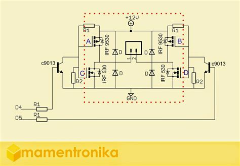 transistor mosfet h bridge transistor driver motor 28 images tip31 tip120 as dc motor driver compare to mosfet
